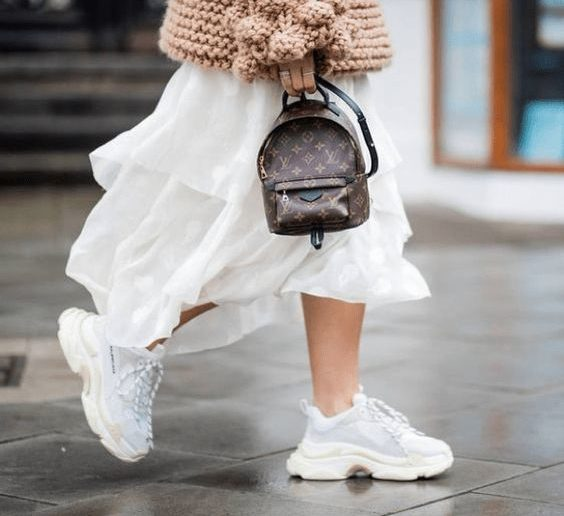 Three Sneaker Styles That Will Elevate Your Wardrobe This Spring